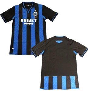 2020/21 Club Brugge zu Hause camiseta T T-Shirt Jerseys Vanaken Vormer Brugge maßgeschneidertes Hemd Hohe Qualität