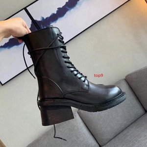 19SS New European Fashion Front Belt and Back Zipper Series Martin Boots and Shoes Holiday Tourism, Outdoor Fashion Boots, Extreme Leisure