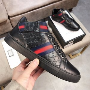 New Arrival Men Women VL7N Embossed Leather Trainers Luxury Designer Shoes Black Whith Suede Leather Sneaker Casual Shoes