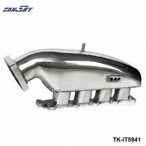 TANAKY - Engine Swap Turbo Intake Manifold For MITSUBISHI EVO 1-3 High Performance Polished TK-IT5941 1506#