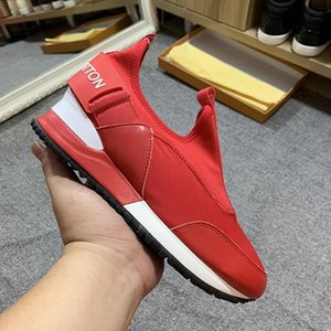 2020x customized version of luxury design matte rubber sole sports shoes wild fashion mens casual shoes mens banquet shoes Size: 38-45