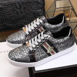 2020 Fashion Mens Shoes With Original Box Platform Athletic Trainers Chaussures Pour Hommes Flats Mens Shoes Casual Luxury Gvccl On Sale