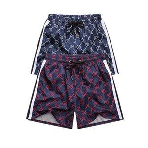 cortocircuitos de la calidad del verano del nuevo hombre del traje de baño de la playa de surf shorts caliente pantalones cortos para hombre del polo de mesa que nadan los pantalones 2020