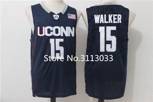 Kemba Walker UCONN Huskies college basketball jersey all size Stitched Stitched XS-XXL vest Jerseys NCAA