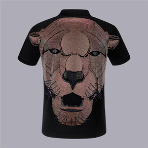 20SS New Fashion Summer T-shirt Luxury Men's Blouse Breathable Comfortable 100%Cotton T-shirt High Quality Printed Women's T-shirt