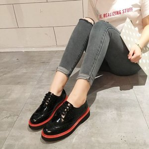 Ting2594 31703 Muffin Bottom Sole Casual Shoes Sneakers Dress Shoes Skate Dance Ballerina Flats Loafers Espadrilles Wedges