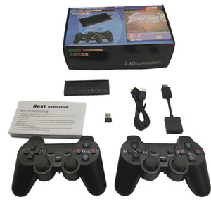 Hot Item High Quality Next Generation HD09-3500 Classic Game Console including 3500 Games DHL Free Shipping