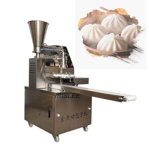 Kommerzielle automatische gedämpfte Füllung Bun Machine Gefüllte Bun Maker Momo Baozi Füllung Maschine für Dose