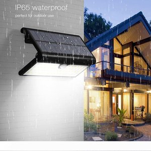 BRELONG 태양 접는 라이트 (42) LED 2w 야외 정원 IP65 방수 안전 모바일 감지기 벽 빛