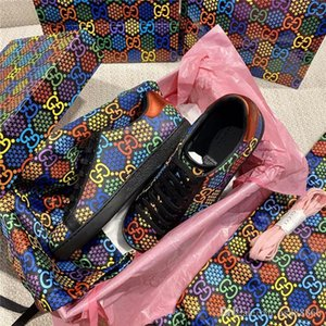 Ace Psychedelic shoes air basketball platform triple vintage luxury golden Chaussures sock man shoes designer women shoes 35-44 610086 H2020