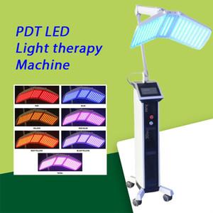 Professional Photon Skin Rejuvenation machine Facial Skin Care PDT LED Therapy Laser Color Light Lamp beauty salon equipment