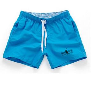 2020 corredores dos homens novos do verão de grife calções bermudas Masculina Boardshorts Surf Swim Shorts para homens impressão polo Swimwear Praia Curto