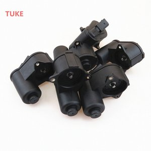 TUKE Qty10 Rear Wheel Brake Caliper Electronic Parking Auxiliary Motor For Seat Alhambra II A6 Q3 32332082 32332082D 4F0615404C aWbQ#