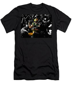 Jordy Nelson salto Lambeau camiseta para hombre