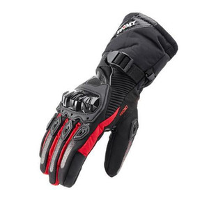 New motorcycle gloves 100% Waterproof windproof Winter warm Guantes Moto Luvas Touch Screen Motosiklet Eldiveni Protective