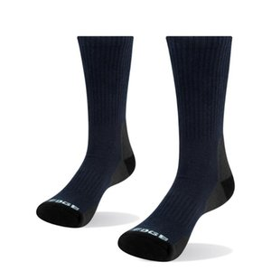 YUEDGE brand men's socks high quality adult warm cotton cushion breathable athletic sports running hiking crew dress socks