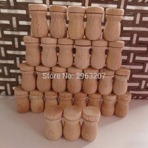 100pcs Essential Oil Diffuser   Car Diffuser   Beech Aroma Bottle   Personal Necklace Pendants Perfume Bottle