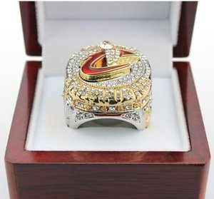 LeBron 2016 Alloy Welt Basketball-Meisterschaft-Ring