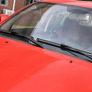 2015-2019 Foday Landfort e Xiong shi F22 Três-forma HD desossada Mute Original frente traseira do pára-brisa Car Wiper Blade jxfS #