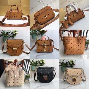 SMOOZA 2020 New Fashion Bag Ladies Atmosphere épaule Sac Messenger Femme en cuir souple Sens mère Sac Capacité # 426
