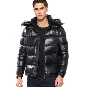 Winter Mens Jackets Fashion Men Down Coats Windbreaker High Quality Parkas Mens Women Jackets Clothing Wholesale