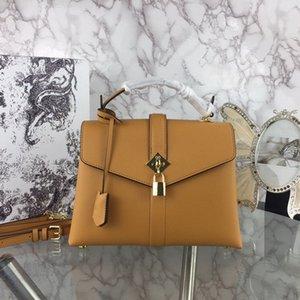 2020 نسائية جديدة حقيبة ساعي البريد واحد الكتف الترفيه الأزياء حقيبة ذات سعة كبيرة تنوعا عبر ذراع المحمولة حقيبة صغيرة مربعة