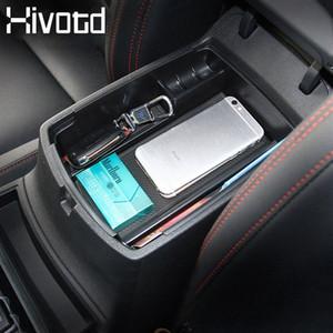 Pour Hivotd Kia Sportage 2016 2017 2018 2019 voitures Accoudoirs Boîte de rangement Console centrale Organisateur Automobiles Intérieur Accessoires YxRq #
