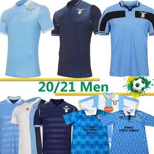 20 21 Lazio Futbol Formalar Sergej 2020 2021 SS Lazio F.CAICEDO SABİT Futbol Gömlek CORREA Luis Alberto Futbol Gömlek