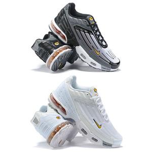 NIKE AIR MAX TN3 ayakkabı erkek ve kadınlar ayakkabı açık nefes kaymaz spor ayakkabılara çalışan renk trendi tam palmiye hava yastığı Kontrast
