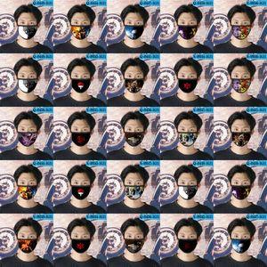 Designer Ao Face Face 05 Naruto Tapabocas Pour Mask Cubrebocas Naruto Ao Filles Cartoon réutilisable NMtze zhjoutdoorsport