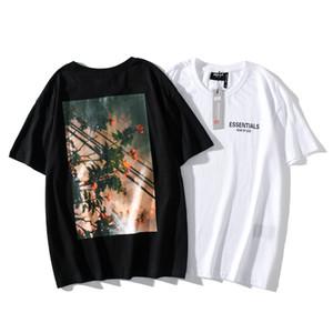 2020 FFOG T-shirt FEAR OFF DIEU ESSENTIEL BOXY PHOTO T-SHIRT T Oversize Homme Femme de haute qualité Coton T-shirt