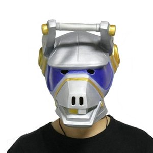 DJ YÖNDER DJ Lama Maskeler Lama Baş Tam Yüz Cosplay Doğal Lateks Maskesi Cadılar Bayramı Partisi Koleksiyon Dikmeler 1PCS Ücretsiz Kargo Maske