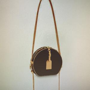M52294 Top Qualität Klassische Frauen Handtasche Bolte Chapeau Souple Crossbody Bag Mono Flower Mode Umhängetasche Abend Lady Kupplungen Taschen