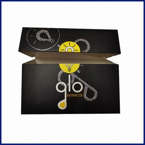 Hot sale GLO Vapes 0.8 1.0ml Ceramic Coil cartridge empty cartrige Vape Pen Tank Box Packaging empty carts vape cartridges