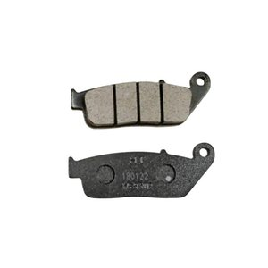Lifan Motorcycle V16 LF250-D LF250-E Front and Rear Brake Shoe Motorcycle Accessories