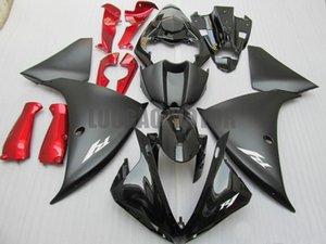 YAMAHA YZF 1000 R1 2009 2010 2011 bodykits YZF 1000 R1 09 10 11 обтекателей ABS для YZF R1 2009 2010 2011 2012 2013 2014 нагнетательных обтекателем комплектов