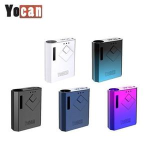 100 % 정통 Yocan 위트 배터리 500mAh vape 510 카트리지에 대 한 USB 충전기 키트와 오일 카트 VS 핸디