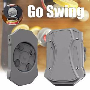 Hot Go Swing-Topless Universal-Dosenöffner Easiest Dosenöffner Mounted Bar Bierglas Drehverschlussöffner Küche-Werkzeug-Flaschenöffner