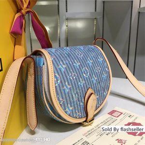 fashion handbag purse Tambourin Crossbody bag luis Shoulder Bags Monogram Pop Damier for men women wo
