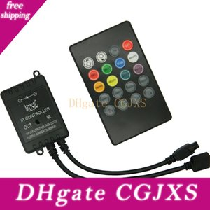 DC12V Led Musique iR 20key télécommande infrarouge sans batterie pour 3528 5050 Rgb Led Strip