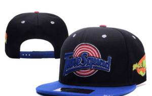 Film Space Jam Baseballmütze Mode Curved Chapeau Dad Kappen Casquette Marke Hysteresen-Hip Hop-Knochen-Männer Frauen