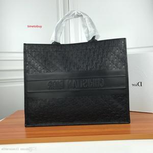 7A New D1or Women Handbags Single-shoulder Bag Travel Package Shopping Bag Free Shipping Men S Bags 42*32*15