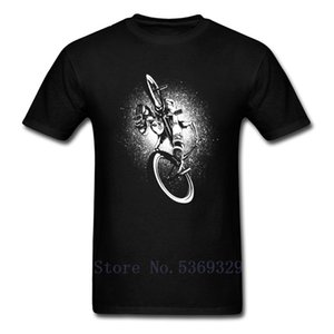 Well Chosen Personalized Mens BMX Bicycler Tops T Shirt Outfit Undershirt TShirts On Sale Custom Pure Cotton Tee Shirts hip hop