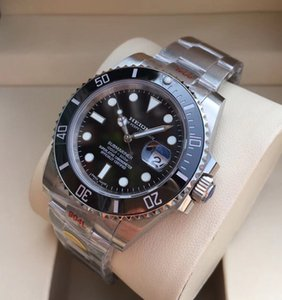 designer watches Top ceramic mens mechanical stainless with logo bule black designer watch orologi da uomo di lusso big bang watch