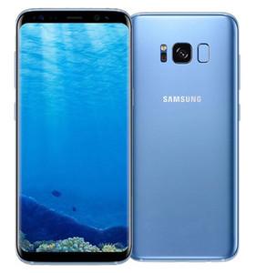 """تم تجديده الأصلي سامسونج غالاكسي S8 بالإضافة إلى S8 G955U G950U الثماني الأساسية 64GB 6.2 """"/5.8"""" الهاتف 12.0MP واحدة سيم مقفلة الجوال"""