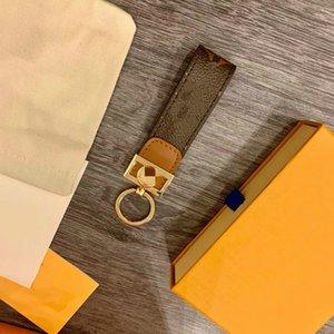 2020 Fashion new designer Key Chain Gift men's and women's souvenir car bag Key Chain free shippping
