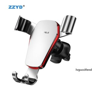 ZZYD CAFELE Car Air Outlet Gravity Induction Mobile Phone Holder Bracket For IP 11 pro max Samsung note 10 plus