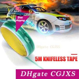 자동차 랩 Knifeless 테이프 디자인 라인 자동차 스티커 절단 도구 비닐 필름 포장 컷 테이프 자동 자동차 스타일링 액세서리 500 만