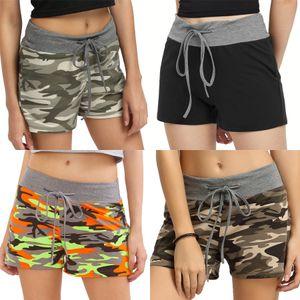 Sexy Weinlese Bikini-Frauen-Jean-Denim Booty Shorts Feminino Low Waist amerikanische US-Flagge Quaste Nachtclub Super Short # 3371