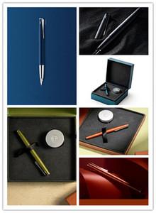 LAMY artes escénicas pluma nueva de seis colores traje de negocios de gama alta de los hombres de la pluma de tinta caja de regalo regalo Pfdw #